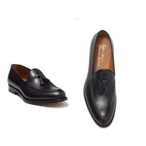 Tassel Leather Loafer by Antonio Maurizi